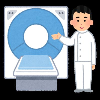病院でのMRI検査